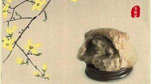 菊花石雕诠释工匠精神
