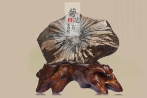 长沙三绝:菊花石艺术品