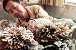 玉叠妃菊花石喜迎首个文化与自然遗产保护日