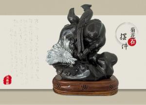 菊花石雕:汲取传统精华才能创新