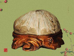 菊花石艺术品:会藏石也要会赏石