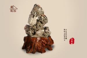 菊花石雕艺术品为什么稀有