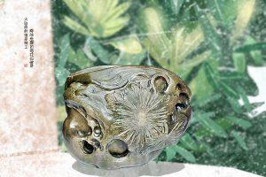 菊花石雕刻形式的三大类别