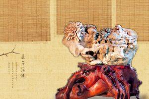 菊花石手工雕刻工艺