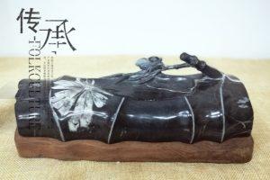 名震天下的菊花石雕文化历史
