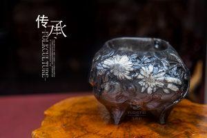 菊花石给生活增添一点雅味和美学