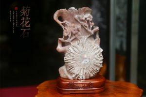 优质菊花石雕作品如何鉴别