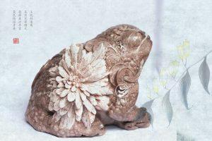 彩色菊花石享誉世界