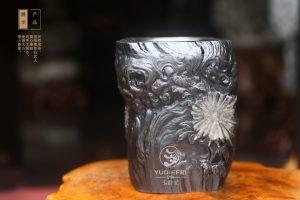 菊花石文房器具如何收藏