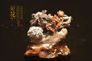 菊花石雕花鸟篇:吉祥的喜鹊有哪些美好的寓意?