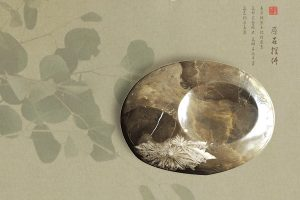 令人流连的菊花石赏石艺术