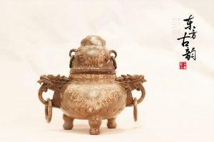 现代菊花石雕艺术的特点